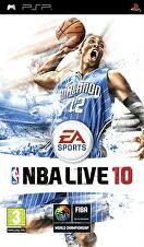 NBA Live 10 packshot