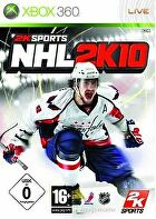 Packshot for NHL 2k10 on Xbox 360