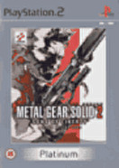 Metal Gear Solid 2: Sons of Liberty packshot