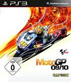 Packshot for MotoGP 09/10 on PlayStation 3