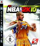 NBA 2K10 packshot