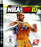 Packshot for NBA 2K10 on PlayStation 3