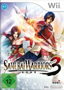 Samurai Warriors 3 packshot