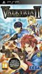 Packshot for Valkyria Chronicles 2 on PSP