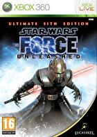 Packshot for Star Wars The Force Unleashed: Ultimate Sith Edition on Xbox 360