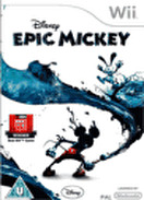Disney Epic Mickey packshot