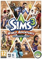 Packshot for The Sims 3: World Adventures on PC