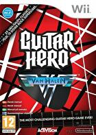 Packshot for Guitar Hero: Van Halen on Wii
