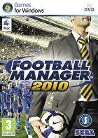 Packshot for Football Manager 2010 on PC