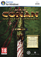 Age of Conan: Rise of the Godslayer packshot