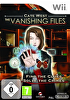 Packshot for Cate West: The Vanishing Files on Wii