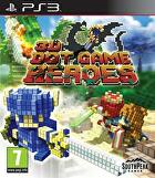 Packshot for 3D Dot Game Heroes on PlayStation 3
