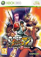 Packshot for Super Street Fighter IV on Xbox 360