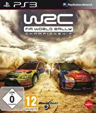 Packshot for WRC on PlayStation 3