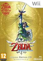 Packshot for The Legend of Zelda: Skyward Sword on Wii