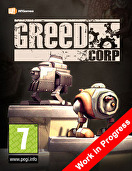 Greed Corp packshot