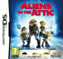 Packshot for Aliens in the Attic on DS
