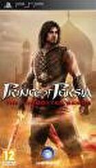 Packshot for Prince of Persia: The Forgotten Sands on PSP