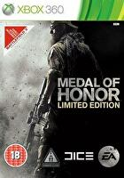Packshot for Medal of Honor on Xbox 360