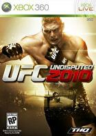Packshot for UFC Undisputed 2010 on Xbox 360