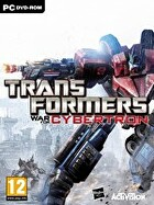 Packshot for Transformers: War for Cybertron on PC