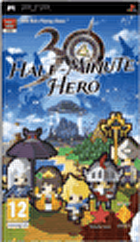 Packshot for Half-Minute Hero on PSP