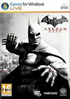 Packshot for Batman: Arkham City on PC
