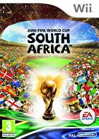 Packshot for 2010 FIFA World Cup on Wii