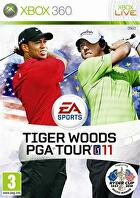Packshot for Tiger Woods PGA Tour 11 on Xbox 360