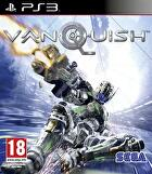 Packshot for Vanquish on PlayStation 3