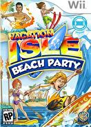 Vacation Isle: Beach Party packshot