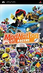 Packshot for ModNation Racers on PSP