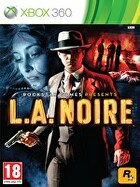 Packshot for L.A. Noire on Xbox 360