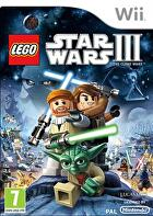 Packshot for LEGO Star Wars III: The Clone Wars on Wii
