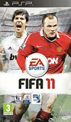 Packshot for FIFA 11 on PSP