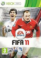Packshot for FIFA 11 on Xbox 360