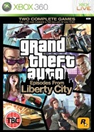 Grand Theft Auto IV: Episodes from Liberty City packshot