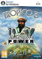 Packshot for Tropico 3: Absolute Power on PC