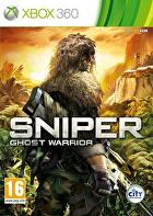 Packshot for Sniper: Ghost Warrior on Xbox 360