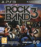 Packshot for Rock Band 3 on PlayStation 3