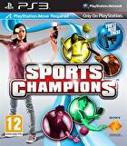 Packshot for Sports Champions on PlayStation 3