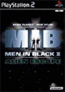 Men In Black 2: Alien Escape packshot