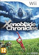 Xenoblade Chronicles packshot