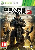 Packshot for Gears of War 3 on Xbox 360