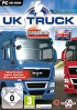Packshot for UK Truck Simulator on PC