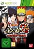Packshot for Naruto Shippuden Ultimate Ninja Storm 2 on Xbox 360