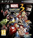 Packshot for Marvel vs. Capcom 3 on PlayStation 3
