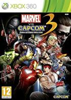 Packshot for Marvel vs. Capcom 3 on Xbox 360