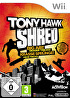 Packshot for Tony Hawk: Shred on Wii