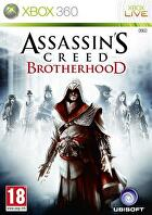 Packshot for Assassin's Creed: Brotherhood on Xbox 360